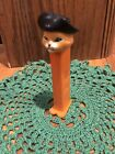VINTAGE Puss N' Boots Cat PEZ DISPENSER With Feet Hungary