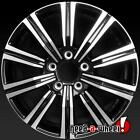 21x85 Lexus LX570 OEM Wheel 2016 2018 Machd Black Factory Rim 74341 4261160C90