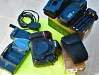 Nikon D700 body and extras