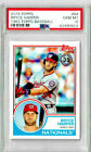 Bryce Harper Autographs In All Remaining 2012 Topps Products 8