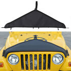 Front End Hood Cover Bra Protector Cover T Style For Jeep Wrangler TJ 1997 2006