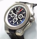 BREITLING For Bentley GMT EB0432 49mm Titanium Special Edition Chrono B/P *MINT*
