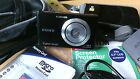 BLACK Sony Cyber-shot DSC-W550 14.1MP Digital Camera IN V.G.C.