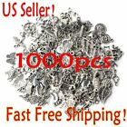 Wholesale 100pcs Bulk Lots Tibetan Silver Mix Charm Pendants For Wish Bracelets