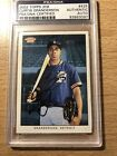 2002 Topps 206 Curtis Granderson Rookie Auto