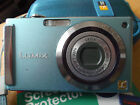 Panasonic LUMIX DMC-FS3 8.1MP Digital Camera - Blue