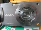 Panasonic LUMIX DMC-FX500 10.1MP Digital Camera - Silver-V.G.C.