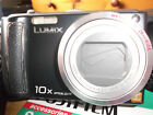 Panasonic LUMIX DMC-TZ4 8.1MP Digital Camera - Black V.G.C.