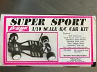 Vintage 1/10 scale Super Sport RC car Kit By Bolink
