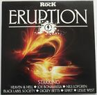 Eruption KNOCK OUT KAINE, WHITE BONE RATTLE, NILS LOFGREN, Classic Rock Cover CD