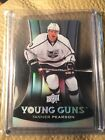 Finding Clarity: Acetate Young Guns Surprise in 2013-14 Upper Deck Series 2 Hockey 24