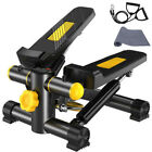 Swing Stepper Twister Fitness Sport Mini Side Stepper mit Trainingscomputer Neu