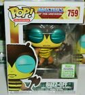 Funko Pop Buzz Off #759 Masters of the Universe ECC Shared Exclusive IN HAND