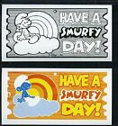 1982 Topps Smurf Supercards Trading Cards 13