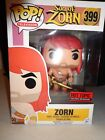 2016 Funko Pop Son of Zorn Vinyl Figures 6