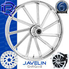 Rotation Javelin Chrome Wheel Yamaha Roadstar V-Star Roadliner Stratoliner 21