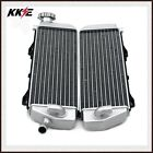 Aluminum Radiator for KTM SX 125 150 250 XC-W 150 250 300 SX-F 250 350 450  2018
