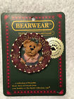 Boyds Bear Pin,  MOLLY B.BERRIWEATHER,  FOB pin from 2002