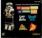 The Fantasy Worlds of Irwin Allen 6 CD Box Set (GNP 1996) NEW SEALED OOP 6 Discs