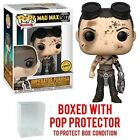 Funko Pop! Movies: Mad Max Fury Road - Imperator Furiosa with Goggles CHASE Var