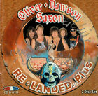 Oliver Dawson Saxon - Re-Landed...Plus CD + DVD - Heavy Metal -  NEW/SEALED!