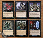 Lot of 6x Pauper Legal Zombie Cards Old School NM Magic MTG Carnophage