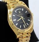 Rolex President Day-Date 228238 18K Yellow Gold Diamond Dial *BRAND NEW MSRP 39K