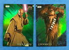 1996 Topps Star Wars Finest Trading Cards 10