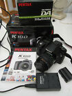 Pentax K K10D 10.2MP Digital SLR Camera - Black (Kit w/ 18-55mm Lens)