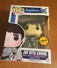 Funko Pop Television Trollhunters Jim With Gnome #466 Limited Chase Edition #466