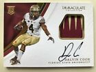 2017 Panini Immaculate Collection Football Cards 15