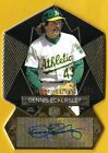 Dennis Eckersley Cards, Rookie Card and Autographed Memorabilia Guide 4