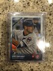 Kris Bryant Rookie Card Gallery and Checklist 35