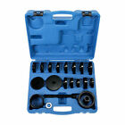 23 Front Wheel Bearing Press Tool Removal Adapter Puller Kit Redblueblack
