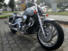 Honda VTX1300 Custom & Retro Crash Bar Engine Guard with BUILT IN PEGS