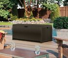 Deck Storage Containers Patio Storage Containers Pool Toys Outdoor Bin Box NEW