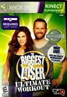 The Biggest Loser Ultimate Workout XBOX 360 KINECT JILLIAN MICHAELS FITNESS