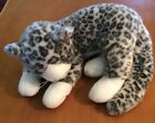 Ty Beanie Buddies Purr the Leopard Tabby Plush from 2002 11