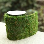 GREEN 5 x 48 Natural Moss Ribbon Roll Wedding Party Event Crafts Decorations