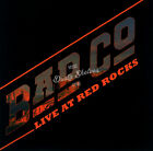 BAD COMPANY LIVE AT RED ROCKS MORRISON, COLORADO 15TH MAY 2016 CD in Jewel Case