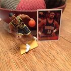 1997 Mark Jackson Starting Lineup SLU Loose Open With Card - Indiana Pacers