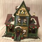 Vintage 2005 Lemax Carole Towne Collection Christmas Village Tara's Trace House
