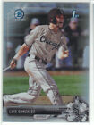 2017 Bowman Chrome Draft Silver Refractor Complete Your Set Baseball Cards