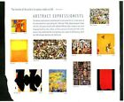 Abstract Expressionists Paintings Complete Sheet of 10 MNH Scotts 4444