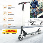 250W High Speed Folding Adult Electric Kick Scooter Lightweight Easy carrying US