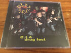 SEALED Old Skull CIA Drug Fest C.I.A. Punk Thrash Hardcore NEW CD 90s