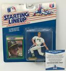 JOSE CANSECO Signed 1989 Starting Lineup FIGURE Oakland A's ATHLETICS Beckett