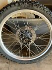 Kawasaki Klr250 Front Wheel And Tire
