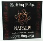 Cutting Edge Napalm Records Promotional Sampler Vol. 1 CD - **Various Artists**