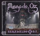 Mago de Oz Barakaldo D.F CD New Nuevo Sealed